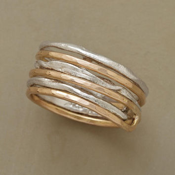 spiral ring band rings jewelry robert from sundance