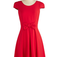 Candy Apple Cute Dress | Mod Retro Vintage Dresses | ModCloth.com