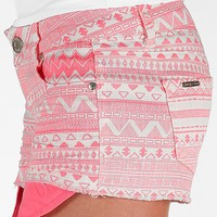 Celebrity Pink Southwestern Stretch Short - Women&#x27;s Shorts | Buckle