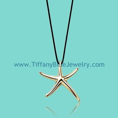 Find The Last Cheap Tiffany & Co Elsa Peretti Starfish Pendant Necklace In Tiffanybluejewelry.com
