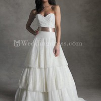 Style PS006-Plus Size Wedding Dresses