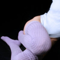 Socks By Sock Dreams  » Socks » Ribbed M Stockings
