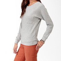 French Terry Raglan Pullover | FOREVER 21 - 2043418701