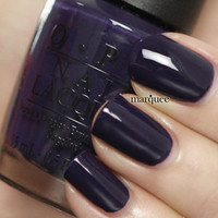 OPI Nail Polish (T32-Road House Blues) **NEW Touring America Collection