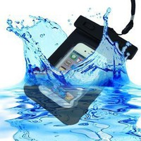Waterproof Case for iPhone and iPod Touch! Rare!