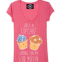 Cupcake Stud Muffin Tee