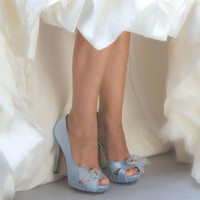 Wedding Shoes high heel -- 4 inch heel shoes