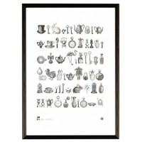 Alice Print from Folly Home | Made By Ros Shiers | £44.95 | Bouf