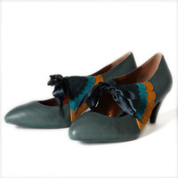 Poetic Licence Delish pumps in dark gray