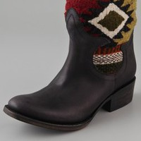 ONE by Caballero Hand Woven Boots | SHOPBOP
