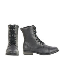 Wanted Prague Lace-Up Boot