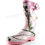 Pink Camo JoJo Rain Boot For Women $29.99
