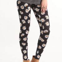 Nollie Daisy Print Leggings at PacSun.com