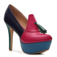 Lovely People Agnes Pump Platforms Pumps & Heels Women's Shoes - DSW