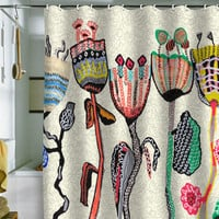 Mikaela Rydin Parads Shower Curtain
