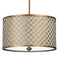 "Cyrus Pendant - 25""W 