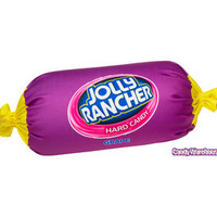 Grape Jolly Rancher Squishy Candy Pillow | CandyWarehouse.com Online Candy Store
