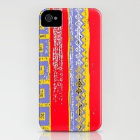 Native iPhone Case by Romi Vega