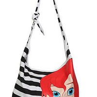 Disney The Little Mermaid Ariel Hobo Bag - 614114