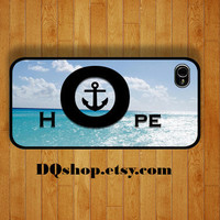 Hope Anchor  -  iPhone 4 iPhone 5 Case