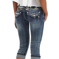 Miss Me Exclusive Capri Jeans | Dillards.com