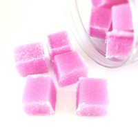 Sugar Scrub Cubes -Japanese Cherry Blossom - 8 oz Jar