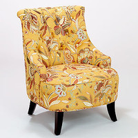 Amber Blossom Erin Chair