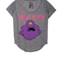 Adventure Time Oh My Glob Tee