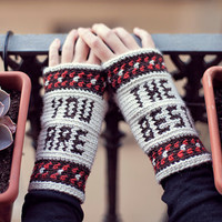 Positive wrist warmers: You are the best.