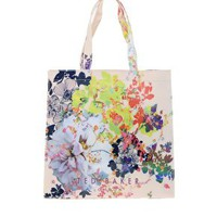 Ted Baker Flocon Summer Bloom Shopper at asos.com