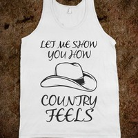 How Country Feels