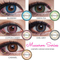 Royal Vision Macaron (Puffy 3 Tones) circle lens - color contacts | EyeCandy&#x27;s