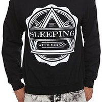 Sleeping With Sirens Crest Pullover Sweatshirt - 10003368