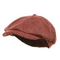 Amazon.com: Herringbone Casquette Cap-Red W16S61E: Clothing