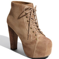 Jeffrey Campbell &#x27;Lita&#x27; Suede Bootie | Nordstrom