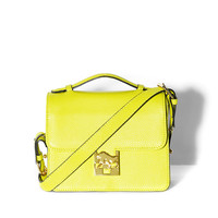 KRISTEN CROSS BODY BAG YELLOW
