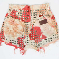 Peaches and Cream Shorts
