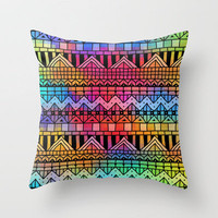 Bridges Throw Pillow by Dale Keys | Society6