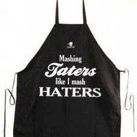 Apron, Mashing Taters