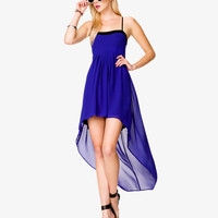 Chiffon High-Low Dress | FOREVER21 - 2026603213