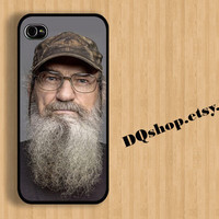 iPhone 5 Case  Si Robertson - iPhone 4 Case Duck Dynasty