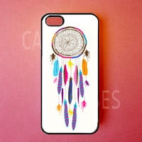 Iphone 5 Case Dreamcatcher Iphone Cover, Cute Colorful Design Iphone Cases