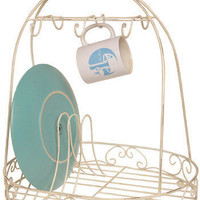 Washing &amp; Hoping &amp; Dreaming Dish Rack 