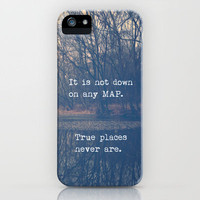 True Places iPhone Case | Print Shop