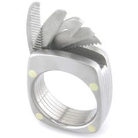 The Man Ring: Titanium Utility Ring