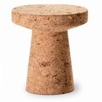 Vitra Cork Bedside Table