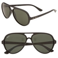 Ray-Ban Resin Aviator Sunglasses | Nordstrom