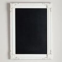 Georgina Ornate Chalkboard