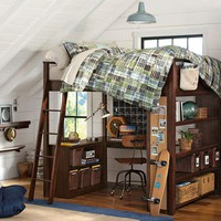 Sleep + Study Loft