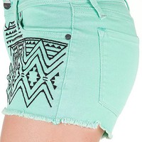 Roxy Carnival Embroidered Short - Women's Shorts | Buckle